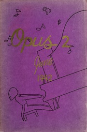 1942 Edition, Arthur Jordan Conservatory of Music - Opus Yearbook (Indianapolis, IN)