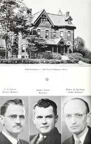 Page 10, 1943 Edition, Arthur Jordan Conservatory of Music - Opus Yearbook (Indianapolis, IN) online yearbook collection