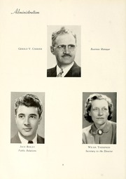 Page 12, 1949 Edition, Arthur Jordan Conservatory of Music - Opus Yearbook (Indianapolis, IN) online yearbook collection