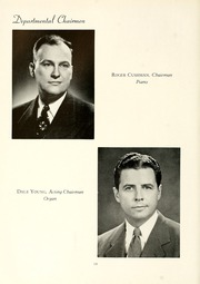 Page 14, 1949 Edition, Arthur Jordan Conservatory of Music - Opus Yearbook (Indianapolis, IN) online yearbook collection