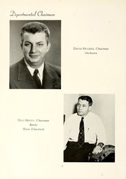 Page 16, 1949 Edition, Arthur Jordan Conservatory of Music - Opus Yearbook (Indianapolis, IN) online yearbook collection