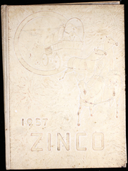 Page 1, 1957 Edition, Picher Cardin High School - Zinco Yearbook (Picher, OK) online yearbook collection