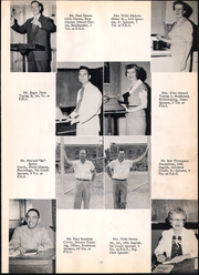 Page 15, 1957 Edition, Picher Cardin High School - Zinco Yearbook (Picher, OK) online yearbook collection