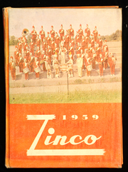 Page 1, 1959 Edition, Picher Cardin High School - Zinco Yearbook (Picher, OK) online yearbook collection