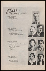 Page 15, 1946 Edition, Colbert High School - Leopard Yearbook (Colbert, OK) online yearbook collection