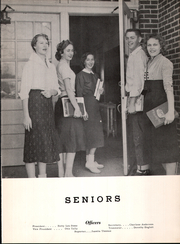 Page 11, 1956 Edition, Colbert High School - Leopard Yearbook (Colbert, OK) online yearbook collection