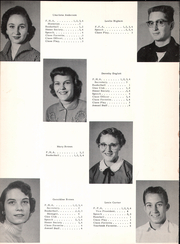 Page 12, 1956 Edition, Colbert High School - Leopard Yearbook (Colbert, OK) online yearbook collection