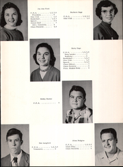 Page 13, 1956 Edition, Colbert High School - Leopard Yearbook (Colbert, OK) online yearbook collection