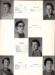 Page 14, 1956 Edition, Colbert High School - Leopard Yearbook (Colbert, OK) online yearbook collection