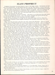 Page 17, 1956 Edition, Colbert High School - Leopard Yearbook (Colbert, OK) online yearbook collection