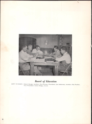Page 8, 1956 Edition, Colbert High School - Leopard Yearbook (Colbert, OK) online yearbook collection
