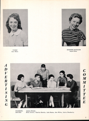 Page 11, 1957 Edition, Colbert High School - Leopard Yearbook (Colbert, OK) online yearbook collection
