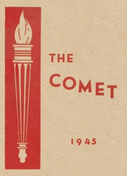 Kansas High School - Comet Yearbook (Kansas, OK) online yearbook collection, 1945 Edition, Page 1