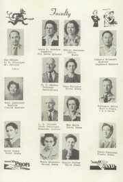Page 15, 1948 Edition, Kansas High School - Comet Yearbook (Kansas, OK) online yearbook collection