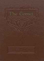 Kansas High School - Comet Yearbook (Kansas, OK) online yearbook collection, 1949 Edition, Page 1