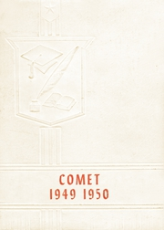 Kansas High School - Comet Yearbook (Kansas, OK) online yearbook collection, 1950 Edition, Page 1