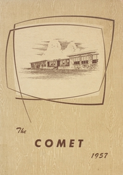 Kansas High School - Comet Yearbook (Kansas, OK) online yearbook collection, 1957 Edition, Page 1