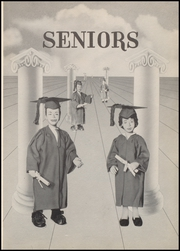 Page 11, 1957 Edition, Kansas High School - Comet Yearbook (Kansas, OK) online yearbook collection