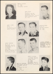 Page 13, 1957 Edition, Kansas High School - Comet Yearbook (Kansas, OK) online yearbook collection