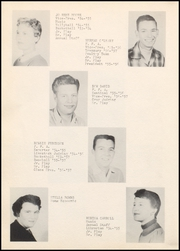Page 14, 1957 Edition, Kansas High School - Comet Yearbook (Kansas, OK) online yearbook collection
