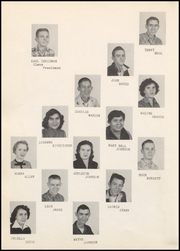 Page 16, 1957 Edition, Kansas High School - Comet Yearbook (Kansas, OK) online yearbook collection