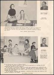 Page 6, 1957 Edition, Kansas High School - Comet Yearbook (Kansas, OK) online yearbook collection