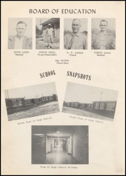 Page 8, 1957 Edition, Kansas High School - Comet Yearbook (Kansas, OK) online yearbook collection