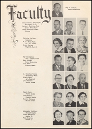 Page 9, 1957 Edition, Kansas High School - Comet Yearbook (Kansas, OK) online yearbook collection