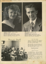 Page 11, 1949 Edition, Wilson High School - Tiger Yearbook (Wilson, OK) online yearbook collection