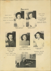 Page 15, 1949 Edition, Wilson High School - Tiger Yearbook (Wilson, OK) online yearbook collection