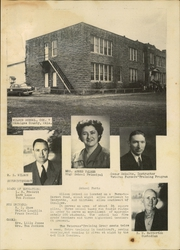Page 9, 1949 Edition, Wilson High School - Tiger Yearbook (Wilson, OK) online yearbook collection