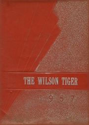 1957 Edition, Wilson High School - Tiger Yearbook (Wilson, OK)
