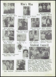 Page 11, 1957 Edition, Wilson High School - Tiger Yearbook (Wilson, OK) online yearbook collection