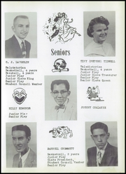 Page 13, 1957 Edition, Wilson High School - Tiger Yearbook (Wilson, OK) online yearbook collection