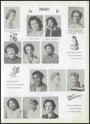 Page 17, 1957 Edition, Wilson High School - Tiger Yearbook (Wilson, OK) online yearbook collection