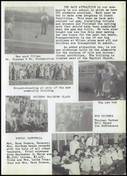 Page 9, 1957 Edition, Wilson High School - Tiger Yearbook (Wilson, OK) online yearbook collection