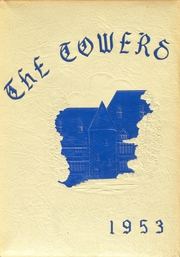 1953 Edition, Cascia Hall High School - Towers (Tulsa, OK)