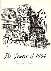 Page 5, 1954 Edition, Cascia Hall High School - Towers (Tulsa, OK) online yearbook collection