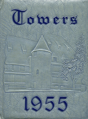 1955 Edition, Cascia Hall High School - Towers (Tulsa, OK)