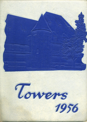 1956 Edition, Cascia Hall High School - Towers (Tulsa, OK)