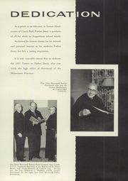 Page 13, 1957 Edition, Cascia Hall High School - Towers (Tulsa, OK) online yearbook collection