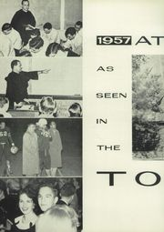 Page 6, 1957 Edition, Cascia Hall High School - Towers (Tulsa, OK) online yearbook collection