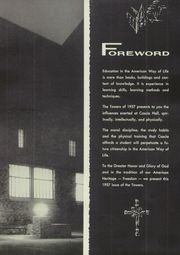 Page 9, 1957 Edition, Cascia Hall High School - Towers (Tulsa, OK) online yearbook collection