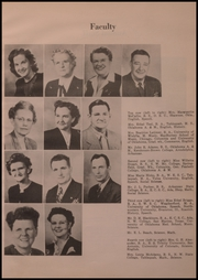 Page 9, 1948 Edition, Barnsdall High School - Echo Yearbook (Barnsdall, OK) online yearbook collection