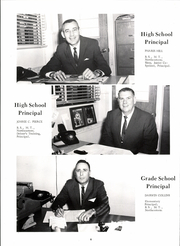 Page 10, 1968 Edition, Salina High School - Wildcat Yearbook (Salina, OK) online yearbook collection