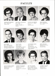 Page 11, 1968 Edition, Salina High School - Wildcat Yearbook (Salina, OK) online yearbook collection