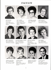 Page 12, 1968 Edition, Salina High School - Wildcat Yearbook (Salina, OK) online yearbook collection