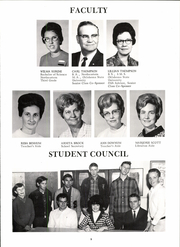 Page 13, 1968 Edition, Salina High School - Wildcat Yearbook (Salina, OK) online yearbook collection