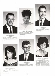 Page 17, 1968 Edition, Salina High School - Wildcat Yearbook (Salina, OK) online yearbook collection