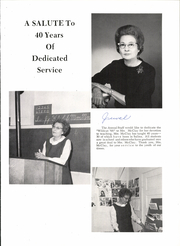 Page 5, 1968 Edition, Salina High School - Wildcat Yearbook (Salina, OK) online yearbook collection